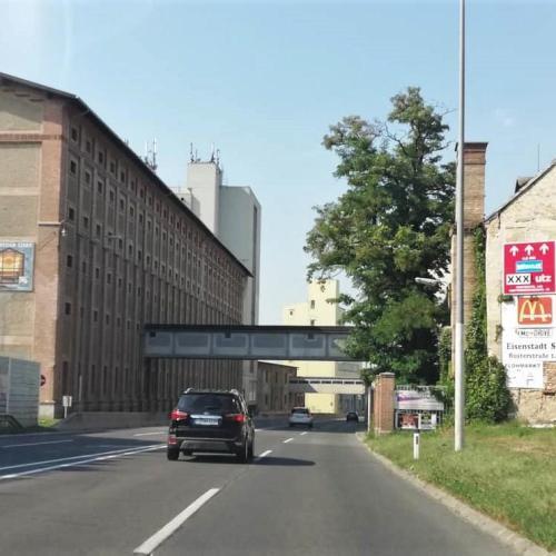 November elejéig tarthatnak a siegendorfi cukorgyár bontási munkálatai!