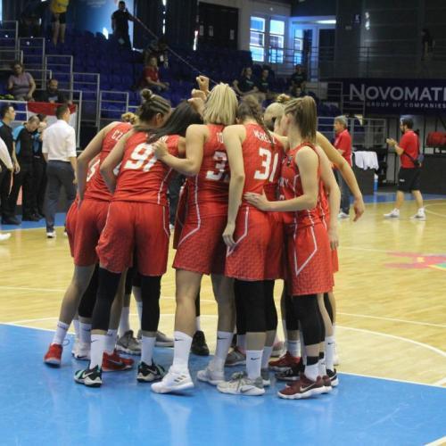 Ismét Sopron rendezi az U20-as női kosárlabda Eb-t