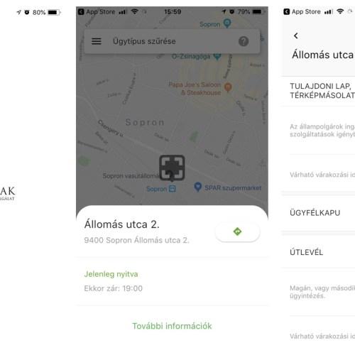 Megérkezett a Kormányablak a mobilokra