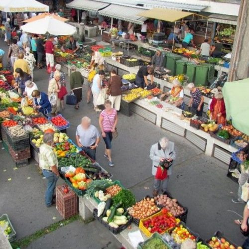 Koronavírus: a soproni piac határozatlan ideig zárva!