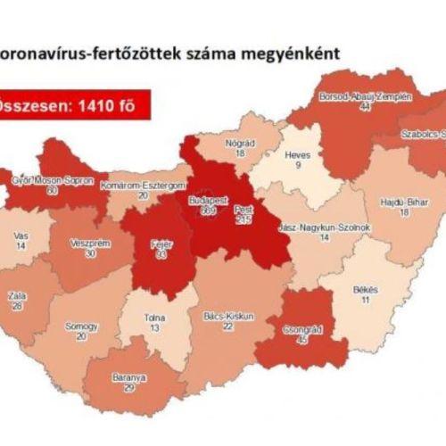 Koronavírus – vasárnapi jelentések:  Magyarország és Ausztria
