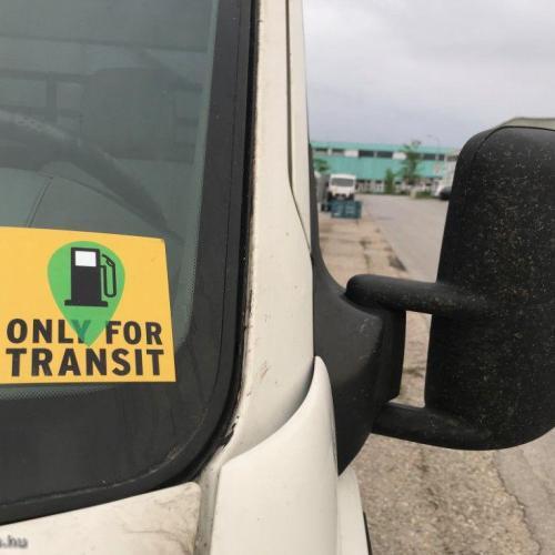 Koronavírus: visszaállítják az átutazók számára a kötelező korridor használatát