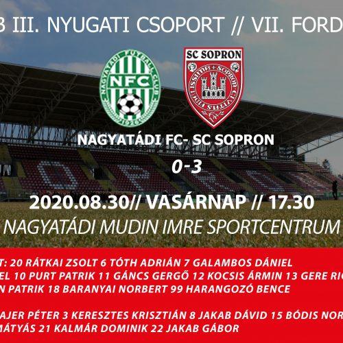 SC Sopron: Megvan az első győzelem!