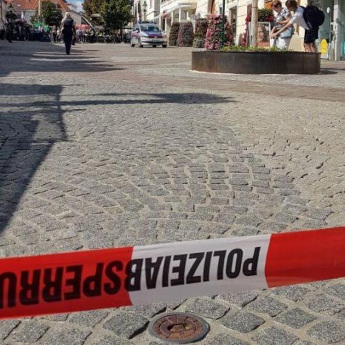 Bombariadó miatt ürítették ki a kismartoni városházát