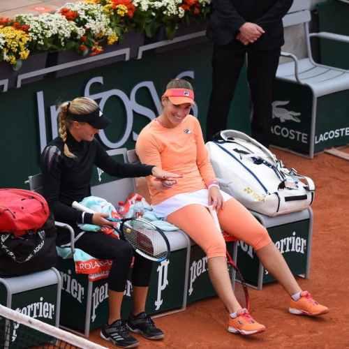 Roland Garros – Babos Timiék a döntőben