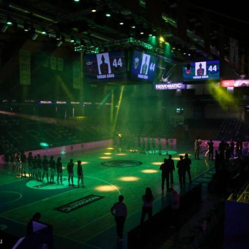 Női kosárlabda Euroliga: Negyedik mérkőzését is megnyerte a Sopron