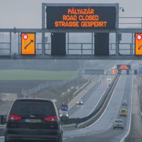 Vajon megépül az A3-as autópálya hosszabítása a soproni határig?