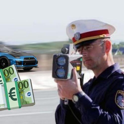 Januártól akár 5000 euróba is kerülhet a gyorshajtás Ausztriában!