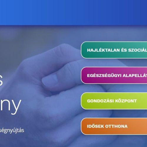 Megújult, átlátható és a kor igényeit kielégítő weboldala lett a SOSZI-nak