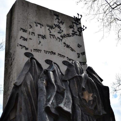 A holokauszt magyarországi áldozataira emlékeztek Sopronban