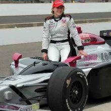INDYCAR: Pippa Mann's Courageous Effort to Return to Indycar Racing