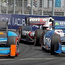 INDYCAR: Push and Use Red Tires and Make Faster Pit Stops and Save Fuel to Pass