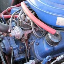 Ford's Mexican 302 Engine