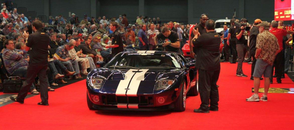 MECUM ANAHEIM and the Man I Never Expected to Meet
