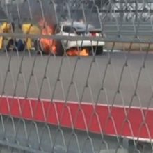 Five Things You Won't Expect When Your Race Car Catches Fire
