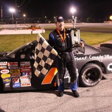 Return to Midvale for Former Track Record Holder Stephen Cox