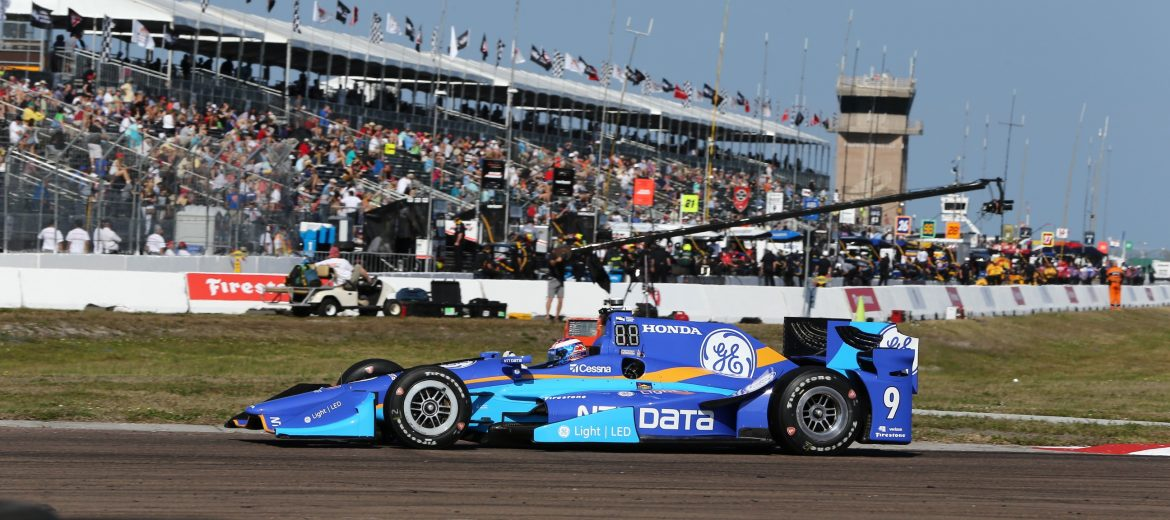 INDYCAR: What's Missing at St Pete's Season Opener