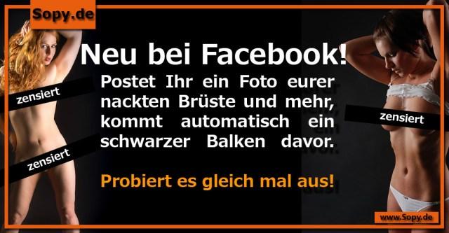 Neu bei Facebook