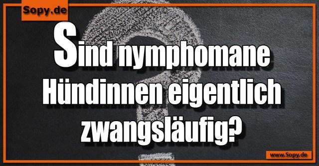nymphomane