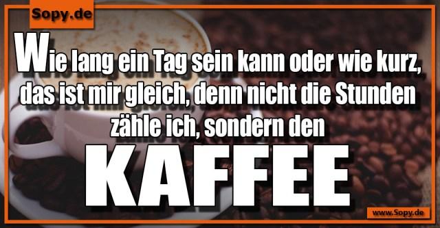 den Kaffee