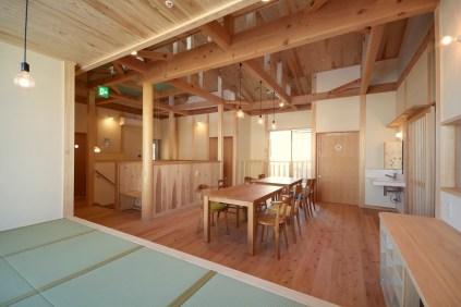 グループホーム食堂