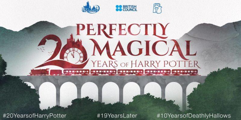 #HP20 : Sur les pas d'Harry Potter