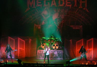 Let's Rock – Megadeth – Youthanasia (Octobre 1994)