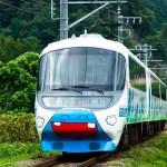 富士山の最も近くを走る登山電車とは
