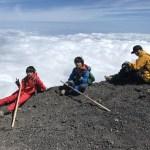 2017 富士登山アンケート ④登る前と比較して富士登山は簡単?難しい?そう答えた理由は何ですか?