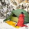 【冬キャンプ】テント内の底冷え対策