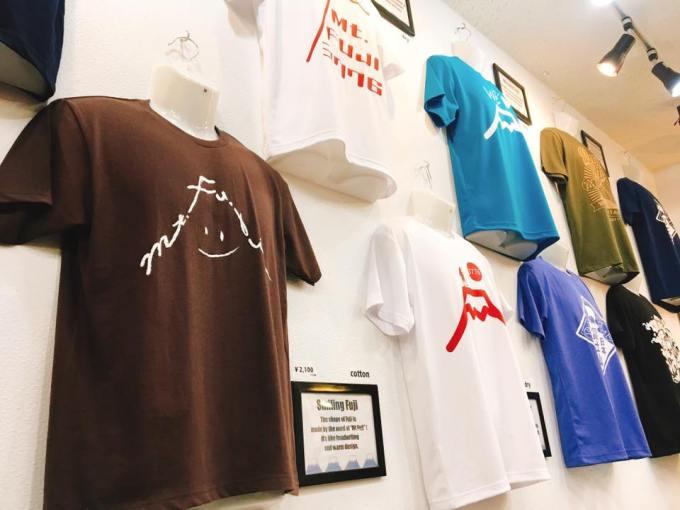 Original Mt.Fuji T-shirts