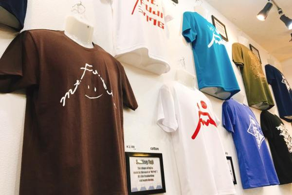 Original Mt.Fuji T-shirts