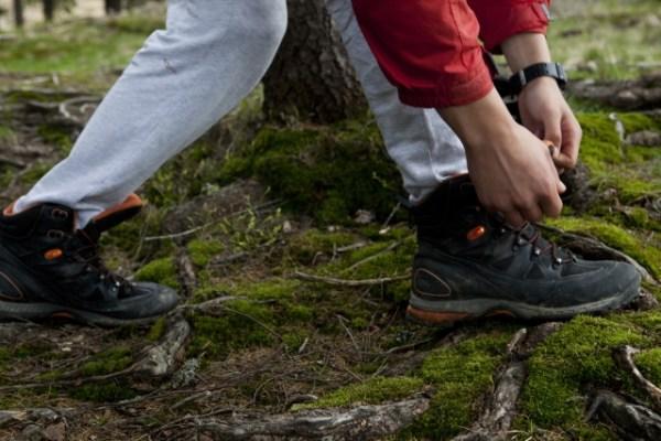 Shoes for Mt.Fuji climbing