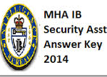 IB Security Assistant Exam Answer Key