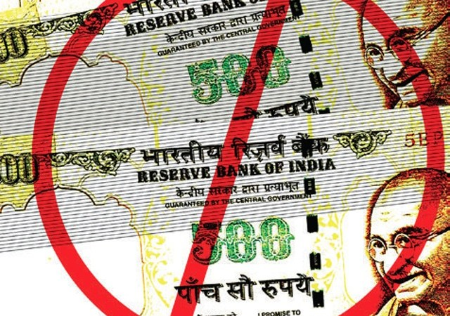 Now Rs 500 and Rs 1000 Notes Banned in India