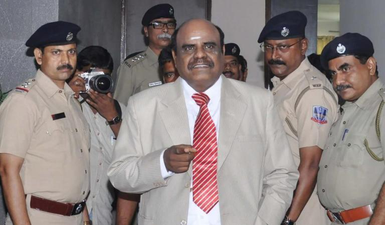 Justice Karnan, First HC Judge To Face Jail in India