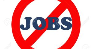 No Bank Jobs