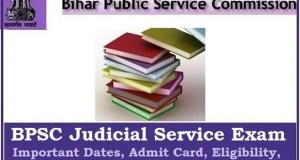BPSC Judicial Services