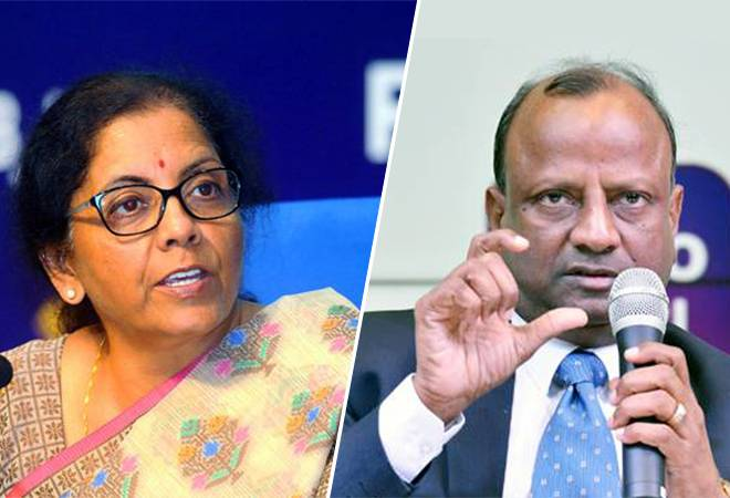 SBI Plans FIR Over leaked clip of FM Pulling SBI Chairman