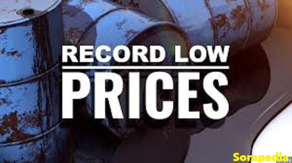 Know the Concept – How can crude oil prices be negative ?