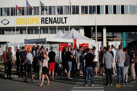 Renault Announces 15,000 Job Cuts worldwide