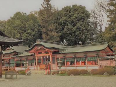 京都西院春日神社:春日神からお呼びの画像01
