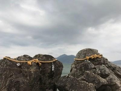 藤ヶ崎龍神 夫婦岩