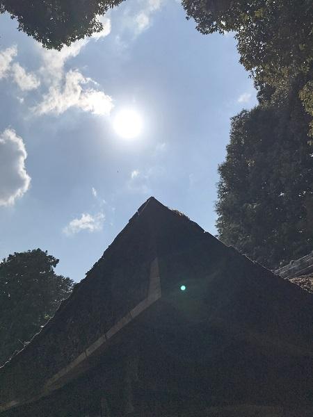 龍神様と出逢う大野神社