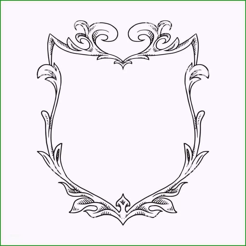 30 Wappen Vorlagen Kostenlos - Besten Bilder von ausmalbilder