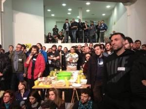 Presentación de Makespace Madrid.