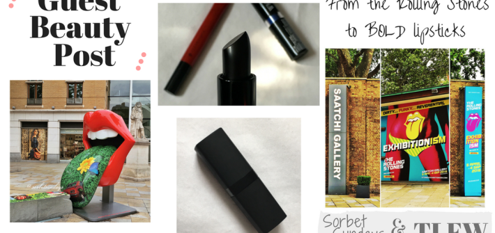 Sorbet Sundays guest posted on TLFW. Come and find out why you should check out my guest beauty post containing bold lipsticks.