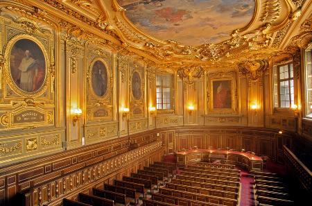 Grand Amphithtre  Location salle Confrence Sminaire PARIS  Haut de gamme prestige luxe