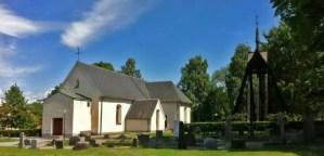 Almby kyrka sommar 2013-2