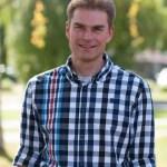 Porträtt av Anders Hermansson